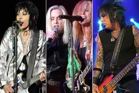 Joan Jett, Lita Ford, Cherie Currie, and Nikki Sixx Pay Tribute to ...
