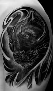Panther Tattoos Black Panther By Tattoo Neos Projects To Try