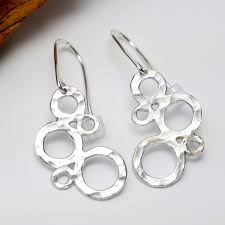 awa bubble pendant earrings sterling silver jpg
