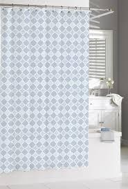 Kassatex Shower Curtain French BLue MARRAKESH SHOWER CURTAIN