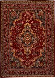 couristan old world classics kerman medallion rug