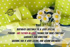 Birthday Greetings For Father In Law Choice Image Greetings Formal
