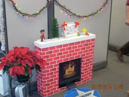 images office cubicle christmas decoration. Delightful Home Interior Decoration Using Various Cubicle Christmas Attractive Design And Images Office A