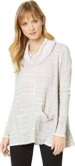 Mod O Doc Womens Spacedyed Thermal Long Sleeve Swingy Cowl