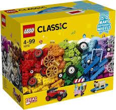 <b>Конструктор LEGO Classic</b> 10715 <b>Модели</b> на колесах — купить в ...