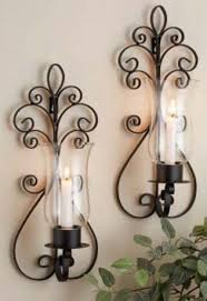 wall sconce decor 22 large decorative wall sconces candle holders black metal wall photos