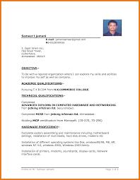 8 Resume Image Hd Bibliography Apa