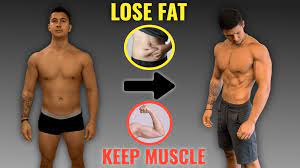 lose leg fat without gaining muscle