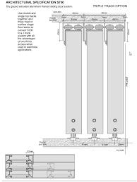impressive innovative closet door track system 3 door sliding track system sliding door ideas