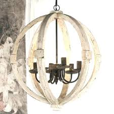 exceptional distressed white wood chandelier globe elegant french distressed white orb chandelier
