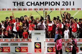 Image result for Persipura juara ISL