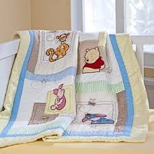 Winnie the Pooh Quilt for Baby - Heirloom - Personalizable ... & Winnie the Pooh Quilt for Baby - Heirloom - Personalizable Adamdwight.com