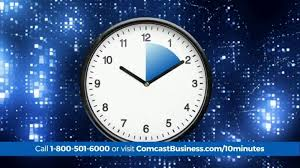 Comcast Busines Comcast Business 10 Minute Advantage Tv Commercial Faster Speed Or Better Savings Video
