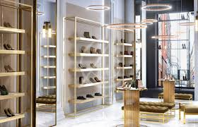 Shoe Store Interior Design Ideas Luxury Shoe Store Design Comelite Architecture Structure