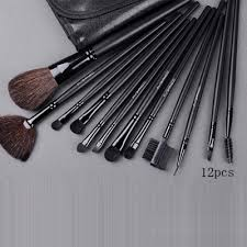 mac 12 pcs brush kit in stan