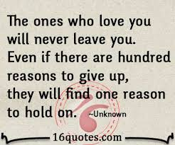 The One That Loves You Quotes