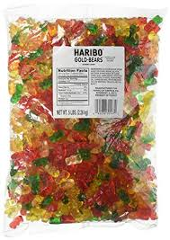 haribo gummi candy goldbears gummi candy 5 pound bag