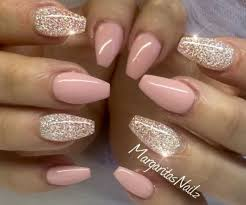 Nehty Nehty Pinterest Nails Nail Designs And Pink Almond Acrylic