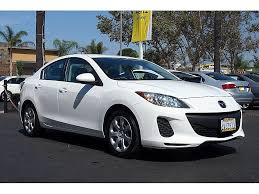 mazda 3 2013 white. 2012 mazda 3 whiteblack 14489 hertz car sales costa mesa 7144343721 youtube 2013 white d