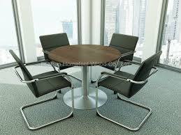 small round meeting table hf re03