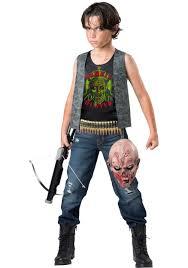 boy s zombie hunter costume