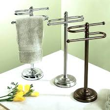 counter towel stand countertop