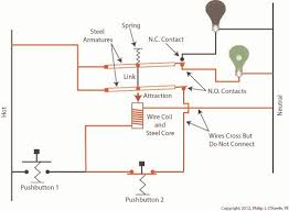 industrial control basics unlatching the latching circuit latched electric relay circuit