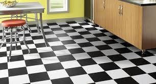 Black Flooring And White Flooring Are Beautiful Design Options For Your  Home When They Are Used Separately. However, When A Floor Uses Black And  White Vinyl ... Home Design Ideas
