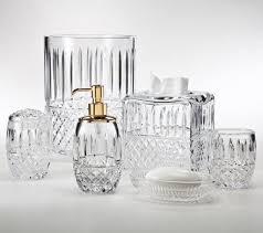 crystal bathroom accessories. Marie Crystal Bath Accessories By Labrazel Bathroom Pinterest