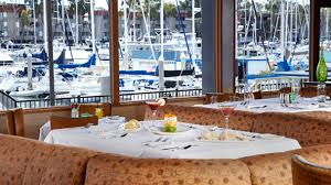 Chart House Marina Marina Del Rey Waterfront Seafood Restaurant Dining With A