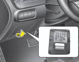 kia forte fuse relay panel description fuses maintenance inside the fuse relay panel covers you can the fuse relay label