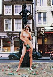 The First Nude Woman On Dutch Television September 22 1967 Array Os Array 800x699 Historyporn