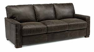 flexsteel leather couch leather sofa flexsteel leather sofa colors