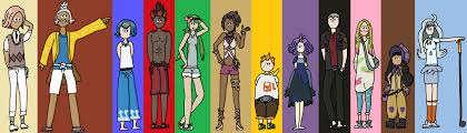 Pokemon Sun and Moon Captains and Kahunas by Adam-P-D on DeviantArt
