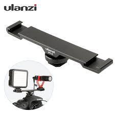 Ulanzi TP Series PT 3 Cold Shoe <b>Adapter Vlogging</b> Video ...