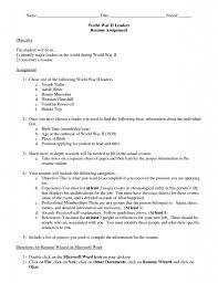 i need good resume format sidemcicek