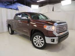Toyota Tundra Crewmax Limited 5.7l V8 Ffv* For Sale ▷ Used Cars ...