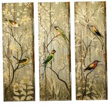 diy 3 panel wall art home design ideas