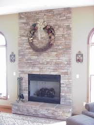 Fireplaces and Stone Veneer Gallery Continental Landscaping inc.