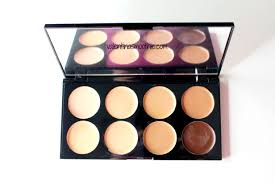 cover conceal makeup revolution concealer palette middot makeup revolution london protection palette umdark review middot makeup