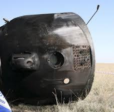Raumfahrt Besatzung Der Sojus Kapsel Beinahe Verbrannt Welt