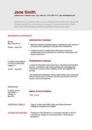 Resume Tem Free Downloadable Resume Templates Resume Genius