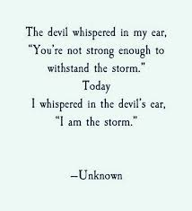 Wwwlife Quotescom Simple The Devil Whispered In My Ear LifeQuotesPictures Life