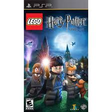 lego harry potter years 1 4 psp
