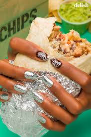 Fast Food Nail Designs 6 Unbelievable Nail Art Designs That Make Fast Food Look Chic
