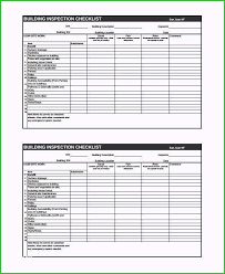 Home Inspection Checklist Template Excel Fresh Stocks 15 Sample Home