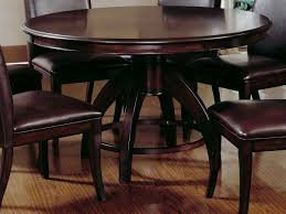 Hillsdale Dining Table Hillsdale Nottingham Round Pedestal Dining Table 4077dtb