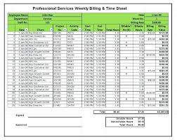 Microsoft Excel Timesheet Template This Microsoft Excel Biweekly