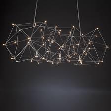 Quasar lighting Music Twitter Universe Quasar Suspension Lamp Milia Shop