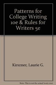 Patterns For College Writing Pdf Inspiration Download Patterns For College Writing 48e Rules For Writers 48e